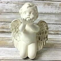 Kneeling Angel Figurine - $5.35
