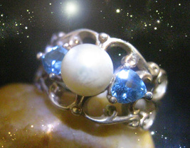 Haunted Ooak Ring Accelerated Riches & Fortune Magnet Secret Magick Magickal - $8,703.77