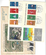 Vintage 1972 Olympics Munich Germany Collectible Sports Stamps & Envelopes - $24.29