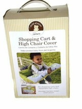 Infant / Baby Shopping Cart & High Chair Cover By Carter's, Owl Pattern,... - $29.68