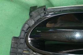02-04 BMW E65 Exterior Outside Door Handle Front Left Driver - LH [BLACKSAPHIR] image 8