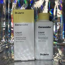 New In Box Dr. Jart + CERAMIDIN LIQUID Moisturizing Ceramide Rich Toner 150mL