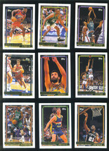 1992-93 Topps Basketball GOLD Parallel Cards Pick Your Players Pay 1 $3.... - $1.19+