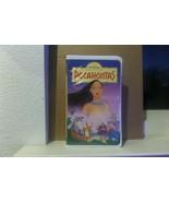 Pocahontas (VHS, 1996) - $3.32