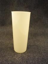 Tupperware 107 Sheer Yellow 16 Ounce Tumbler - $2.69