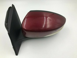 2012-2014 Ford Focus Driver Side View Power Door Mirror Red OEM H239004 - $86.62