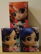 Banpresto Futari Wa Pretty Cure Precure Qposket Cure Black & White Figur... - $178.99