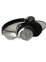 Sony MDR-NC6 Headband Headphones - Silver. Noice Canceling On Ear Cup Hand Band - $13.85
