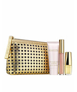 NIB Estee Lauder Beautiful Perfume, Lotion, Pink Innocence Shimmer Gloss... - $44.54