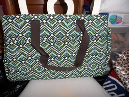VERA BRADLEY -Triple Compartment Travel Bag in Rain Forest NWT - $63.00