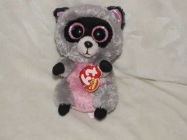 Ty Beanie Boos ~ ROCCO the Raccoon (6 Inch) NEW 2014 Plush - $9.89