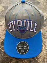 Nintendo The Legend of Zelda Hyrule Snapback Bioworld Cap Hat BRAND NEW! - $19.79