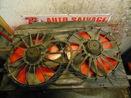12 11 10 09 08 07 Dodge Caliber R/T oem 2.4 dual radiator cooling fan as... - $34.64