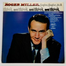 Roger Miller Engine Engine #9 LP Vinyl Album Record Pickwick SPC 3226 - £5.87 GBP