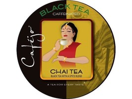 Cafejo Chai Tea 24 or 50 Count Keurig K cup Pick Any Size FREE SHIPPING - $19.99+