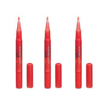 3-Pack JORDANA Lip Shine LipShine Natural Glaze Gloss 02 Watermelon Punch Sealed - $14.84