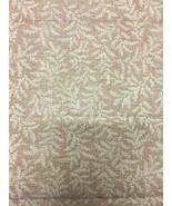 Schumacher Waverly Pink Fernwood Vintage Upholstery Drapery Fabric 1.75 ... - $23.94