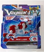 Playmates Voltron Legendary Defender Red Lion Figure - $14.01