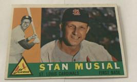 1960 Topps Stan Musial #250 Baseball Card - $79.19