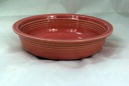 Homer Laughlin 2005  Fiesta Rose Soup Bowl - $10.36