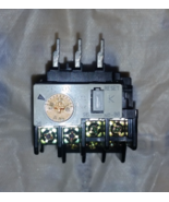 Fuji Thermal Overload Relay TK-ON, Setting 0.95~1.45A - $22.00