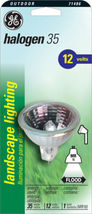 GE 35w 12v MR16 Flood w/ Front Glass Halogen Landscape Lighting Bulb - $18.00