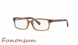 Michael Kors Women's Eyeglasses MK 3011 8006 Medellin Brown/Snake Plasti... - $86.33
