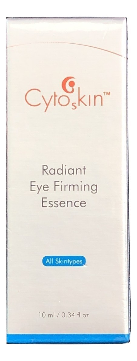 CytoSkin Radiant Eye Firming Essence with Hyaluronic Acid, 10ml + Free Sample