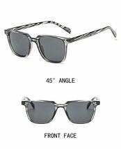 Occhiali Da Sole COOL Sunglasses Uomo Adulto a Specchio Anti Riflesso Argento - $17.70
