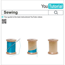 Carlton Books-Sewing - You Tutorial - $6.99