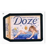 2006 Topps Wacky Packages Series 3 Doze Trading Card 26 ANS3 - $5.99
