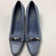 LAUREN RALPH LAUREN Leather Women Shoes high heels size 6B Work Career Wear - $37.62