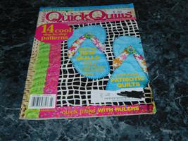 McCall's Quick Quilts Magazine July 2006 Summer Spirit - $2.99