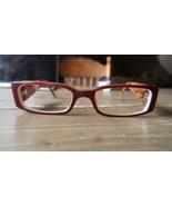 Prada Women's Eyeglasses VPR10F VPR/10F Optical Frame 49[]16 AUTHENTIC - $148.49