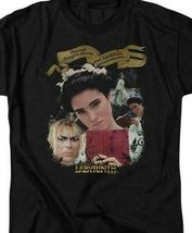 Labyrinth Dangers Untold Fantasy Retro 80s movie adult graphic t-shirt LAB154 image 3