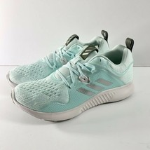 NEW! Adidas Women's EdgeBounce B96334 Ice Mint and White Running Shoes S... - $59.00