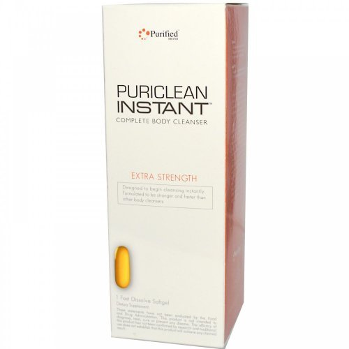 Puriclean Instant Complete Body Cleanser -- 1 Softgel
