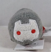 Disney Pixar Tsum Tsum Mini Soft Plush Stuffed - New - Marvel War Machine - $5.69