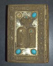 Lot of 3 Bible Siddur Hebrew Metal Binding Vintage Prayer Book Judaica Israel image 7