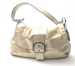 Coach  Hobo Gold Pearl Solid Women's Bags - $25.25