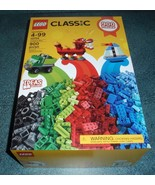 NEW 2017 Lego Classic Creative Box Set #10704 900 Pieces - GREAT CHRISTM... - $32.00