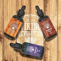 Beard Oil Conditioner 3 Pack - All Natural Variety Gift Set - Sandalwood, Pine & image 4