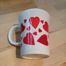 Hallmark Hearts Love Coffee Mug - Valentine's Day Love Anniversary Sweetheart - $9.50