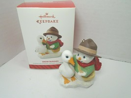 Hallmark Keepsake 2014 Snow Buddies #17 In The Series - $15.88