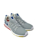 Nike Shox Gravity Metallic Silver AR1999-046 size 9.5 UK 8.5 EU 43  - $72.26