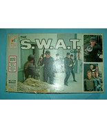 Vintage 1976 The S.W.A.T. Game by Milton Bradley    Based on TV Show   F... - $27.56