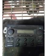 98-00 HONDA ACCORD RADIO RECEIVER AM FM CD COUPE 2 DOOR OEM - $47.41