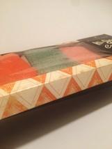 Vintage 50s Hi-Jacs Sock Coasters Cloth Slip-on Coasters - set of 15 image 3