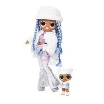 L.O.L. Surprise! O.M.G. Winter Disco Snowlicious Fashion Doll & Sister - $43.30