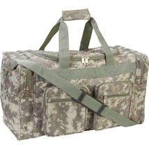 "Extreme Pak™ Digital Camo Water-Resistant 21"" Tote Bag Duffle Luggage - $26.99"